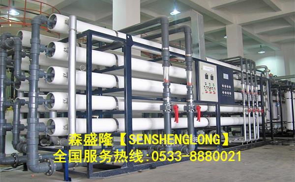 反渗透阻垢剂SS815产品应用实例